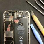 iPhoneスリープボタン(電源ボタン)の故障