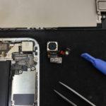 iPhone5で意外と多い修理