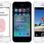 iPhone 5s、iPhone 5c発表