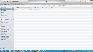 iTunes画面1.1