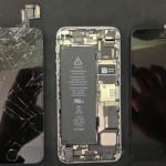 iPhone5s修理のご依頼が増加中です!