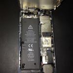 夏…iPhoneを水没させてしまった!(>_<)