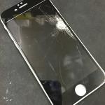 そっそんな・・・iPhoneが撃ちぬかれた!?