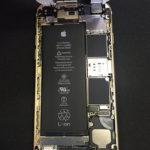 iPhone6sをラーメンの中に落としてしまいました(T_T)