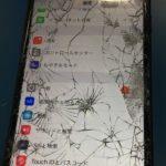 iPhoneの落下にご注意!ガラスだけじゃなく他の部分も壊れてしまう可能性があります!