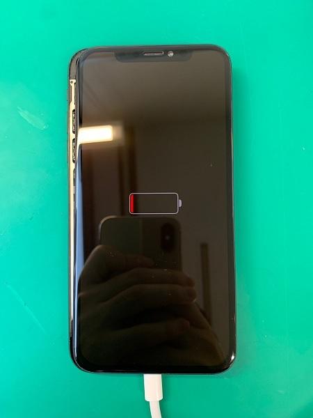 iPhoneX 動作チェック