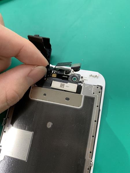 iphone6s インカメラ固定