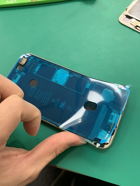 iphone6s 防塵テープ