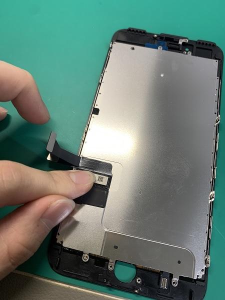 iphone7p チップ調整