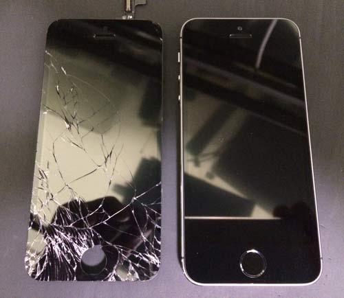 iPhone5s修理サービス開始