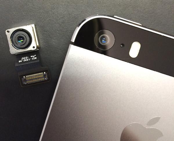 iPhoneカメラ故障事例