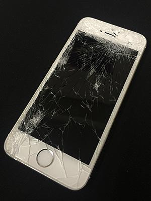 「iphone画面割れ」の画像検索結果