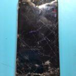 ホームボタンが危ない!バキバキバキフォン iPhone 6s…!