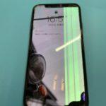 新年最初の修理は… iPhone X の液晶交換です!