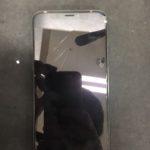 もう一度!iPhoneX 画面割れ修理