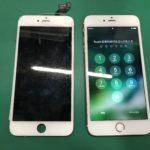 iPhone6sの画面交換で泉大津市からお越しのお客様です🚗
