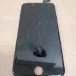 iPhone 6Sの画面交換とバッテリー交換に泉佐野市よりお越しくださいました。