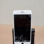 泉佐野市からiPhone 7Plusの画面修理でお越しくださいました。