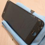 泉大津市からiPhone 8の画面修理でお越しくださいました。