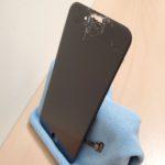 和泉市からiPhone 7の画面修理でお越しくださいました。