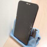 和泉市からiPhone XRの画面修理でお越しくださいました。