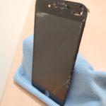 和泉市からiPhone 6Sの画面修理でお越しくださいました。