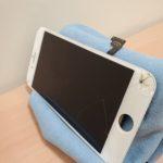 泉佐野市からiPhone 8の画面修理でお越しくださいました。