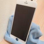 泉大津市からiPhone 6Sの画面修理でお越しくださいました。