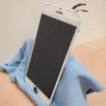 和泉市からiPhone 6の画面修理でお越しくださいました。