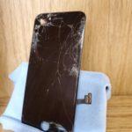 泉大津市からiPhone 7の画面修理でお越しくださいました。