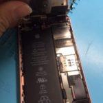 2018始まります!iphone6s水没修理です。