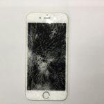 【iPhone6】バキバキ画面も直せます!【パネル交換】