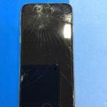 【iPhone6s】割れた画面がうつらない!でも大丈夫!【画面割れ】