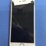 【iPhone6s】落としたiPhone、画面がつかない!【液晶交換】